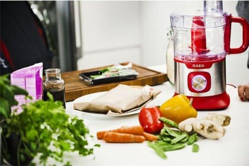 AEG FP 5200 Küchenmaschine Easy Compact