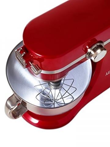 AEG Küchenmaschine UltraMix KM 4000 Test