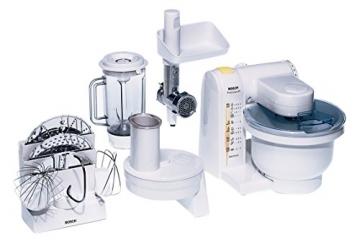 Bosch MUM4655EU Küchenmaschine MUM4 Test