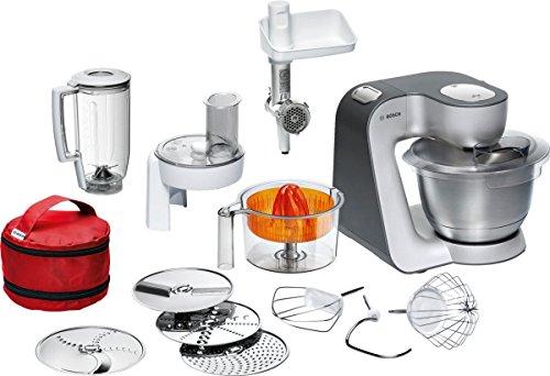 Bosch Küchenmaschine Test 2017 • NEU • » Ansehen