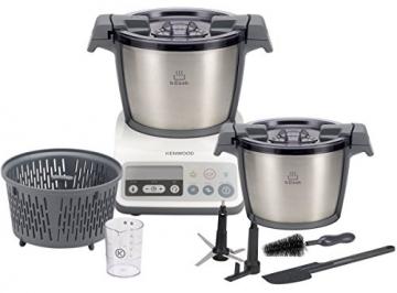 Kenwood CCC200WH kCook Kompakt-Küchenmaschine