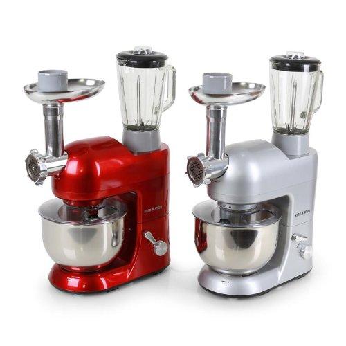 Klarstein Lucia Rossa Kompakte Küchenmaschine