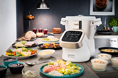 Krups HP5031 Prep & Cook Test