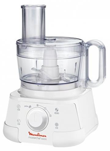 Moulinex FP5111 Kompakt-Küchenmaschine Masterchef