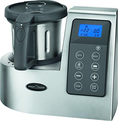 Küchenmaschine mit Kochfunktion Test 2018 • NEU • » Ansehen »