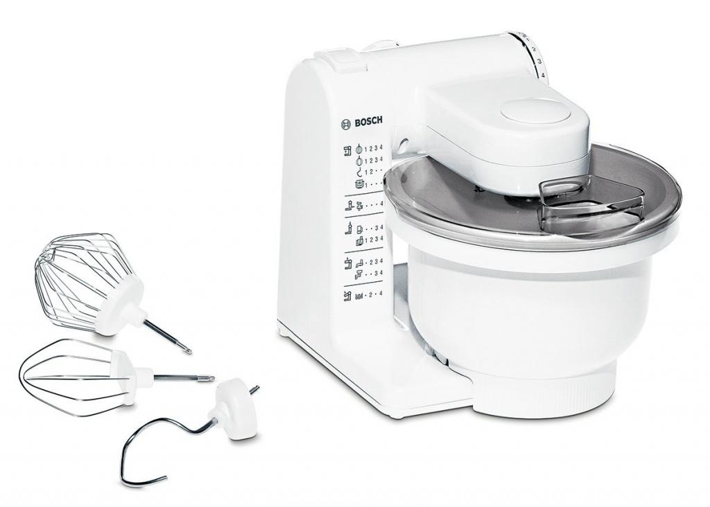 küchenmaschine test teig kneten