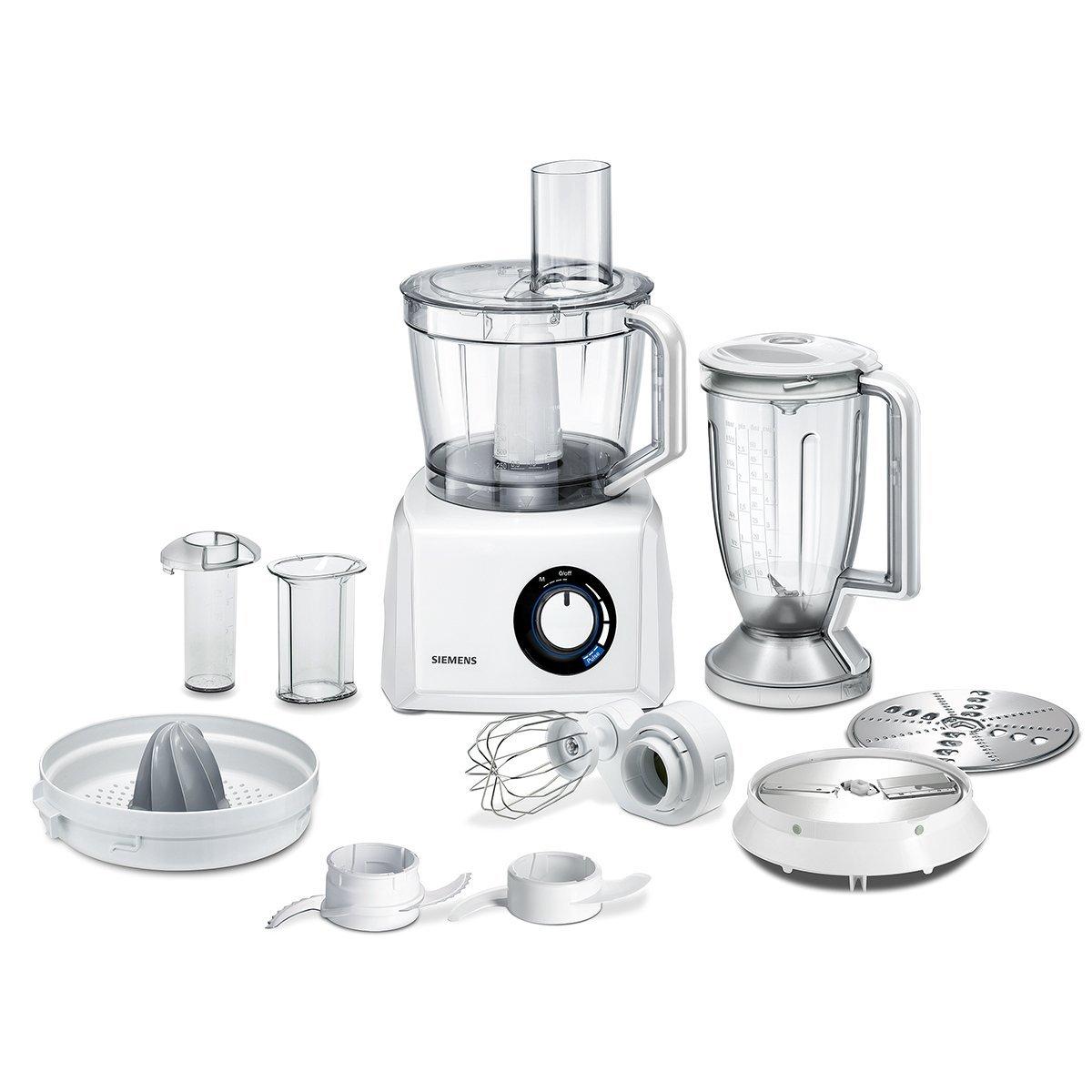 Was kann alles mit einer Küchenmaschine zubereitet werden?