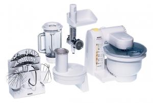 Wie funktioniert eine Küchenmaschine?